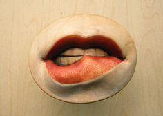 Julia Harrison wood art