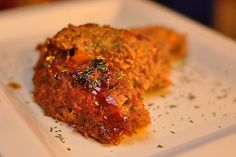 Cajun Meatloaf by the pioneer woman.  The best meatloaf I've ever made!!!