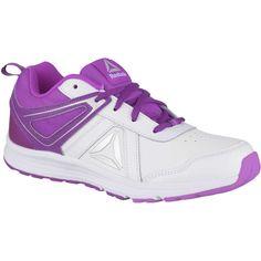 Nike MD Runner GG - Zapatillas para Niña, Color Blanco/Gris/Fucsia, Talla 38