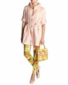 CADEN - Zip swing jacket - Shell | Womens | Ted Baker UK