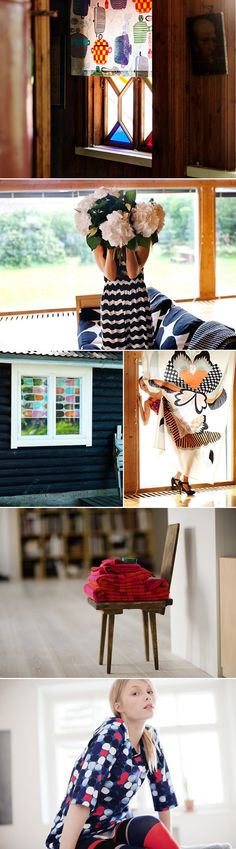 DIY Home Decor - Adorable and incredibly sweet information. Decoratingg suggestion reference categorized in quirky home decor ideas creative rustic catergory as well produced on this moment 20181218 Quirky Home Decor, Diy Home Decor, Inexpensive Home Decor, Simple Colors, Marimekko, Surface Pattern Design, Scandinavian Design, Textile Design, Color Patterns