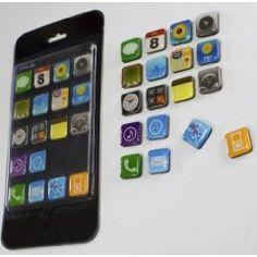 witzigen iPhone-Magnete