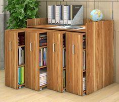 Infinity Vertical Cabinet Shelving System (Oak) - Decoration For Home Decor, Diy Bathroom Decor, Furniture Decor, Cabinet Shelving, Diy Furniture, Furniture, Wood Furniture, Space Saving Furniture, Home Decor Furniture