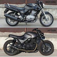 gs 500 scrambler look