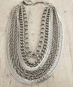 Pechera Chain Chanel Pearl Necklace, Chanel Pearls, Beaded Jewelry, Silver Jewelry, Handmade Jewelry, Bohemian Gypsy, Boho Chic, Chokers, Jewelry Design