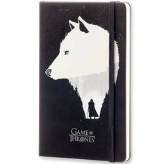 Game of Thrones Moleskine Notebook - $23 ⋆ Fandom Gifts!