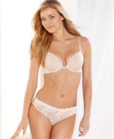 Wacoal Embrace Lace Push Up Bra 858191