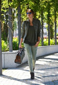 c02f69be1493 How to Wear Cargo Pants: Wardrobe Basics | Lena PenteadoLena Penteado Cargo  Pants Outfit,