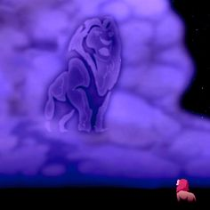 """Remember, who you are....""--Mufasa"