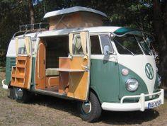 60 Jahre VW-Bus: Die Bulli-Parade   Panorama- Frankfurter Rundschau
