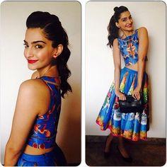 Sonam Kapoor dresses