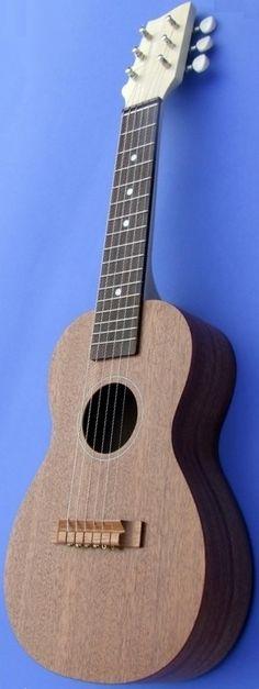 Brüko Octave Guitar - Made in Kitzingen, Germany