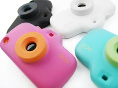 ACA: Transforming your iPhone 5 into a kid-friendly camera by Booga Innovations, LLC, via Kickstarter.  ACA is a case and app kit that turns your iPhone 5 into a fun to use camera for kids.