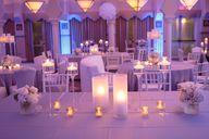 Modern White Wedding