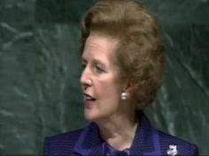 "Margaret Thatcher's Strong Stance on Climate Change - Margaret Thatcher, the ""Iron Lady"" of British politics who died Monday at the age of 87, is being lionized as the woman who tilted British domestic and economic policy to the right. Less noted is how seriously she viewed the threat of climate change and the robustness, more than 20 years ago, of climate science and the United Nations body tasked with assessing the state of that science."