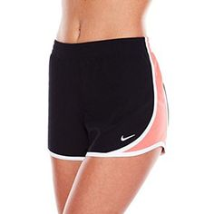 Nike Women's Colorblock Running Shorts NESS4302 Size Large - Coral Stripe Nike http://www.amazon.com/dp/B00WTDAQ32/ref=cm_sw_r_pi_dp_evyqvb1MMMR42