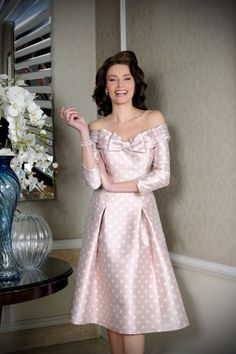 Occasion collection by Ian Stuart for the discerning mother of the groom / mother of the bride. Stand out from the crowd with a beautiful Ian Stuart dress. Special Occasion Outfits, Occasion Wear, Mother Of Bride Outfits, Mother Of The Bride, Short Wedding Guest Dresses, Wedding Dress, Ian Stuart, Pink And White Dress, Pink Dress