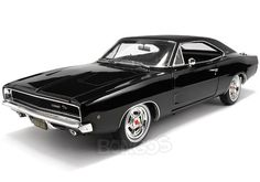 1968 Dodge Charger R/T ''Bullitt - Elite Version'' 1:18 Scale - By Greenlight
