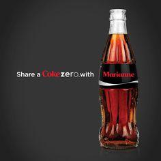 Coke Bottle Names Family