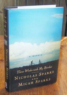 memoir by nicholas sparks