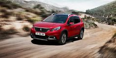 Enjoy the #Peugeot2008 with its appealing and unique sensations of control