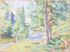 Vallée de Sédelle 1917