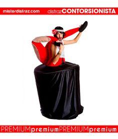 Disfraz de Artista Contorsionista Marinelli Adulto.  No todos somos capaces de retorcer nuestros cuerpos en formas increíbles como artistas de circo, pero podemos pretender serlo por unos momentos con este genial disfraz .  #disfraz #disfraces #disfracesoriginales #disfracesdivertidos #disfracescachondos #disfracesgraciosos #disfrazadulto #disfrazcontorsionista #contorsionistamarinelli  #carnaval #premium #disfracespremium #premiumoriginales #misterdisfraz