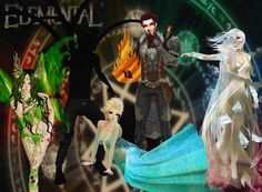 On IMVU Nowhere Elemental