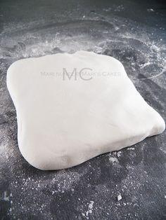 Mari's Cakes: Recetas De Fondant (Pasta De Azúcar), Fondant De Marshmallows O Malvaviscos Y De Chocolate