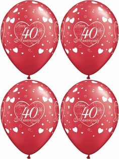 anniversary symbol red ruby jpg 230 288 40th anniversary ideas