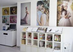 Photography Studio Decor, Indoor Photography, Photography Business, Loft Studio, Dream Studio, Newborn Studio, Studio Furniture, Studio Interior, Photographic Studio