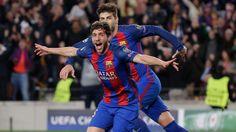 Fußball-Wahnwitz im Camp Nou: FC Barcelona schafft CL-Wunder gegen Paris
