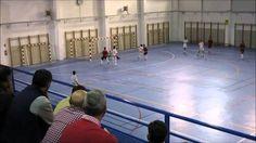 Partido de futbol sala cadete entre Oroquieta Espinillo y Spinola Chamartin