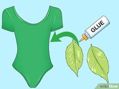 How to Make a Poison Ivy Costume: 14 Steps (with Pictures) Diy Posion Ivy Costume, Poison Ivy Halloween Costume, Poison Ivy Costumes, Halloween Costumes For Girls, Girl Halloween, Halloween House, Halloween 2020, Halloween Makeup, Halloween Ideas