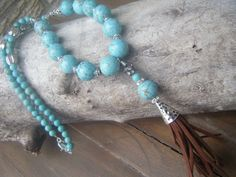 Rustic Country Western Boho Bling Necklace by SeminoleWindsJewelry