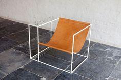 fauteuil cube, Muller Van Severen, solo seat granito, 2012, ©mullervanseveren.be