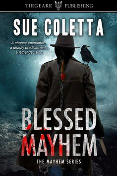 "Read ""Blessed Mayhem"" by Sue Coletta available from Rakuten Kobo. Mayhem is not your average serial killer. Great Books, My Books, Sisters In Crime, Night Secrets, Game Of Survival, Law Abiding Citizen, Homicide Detective, Chapter One, Twin Sisters"