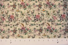 B Fabrics   Liberty of London Cotton Lawn Print
