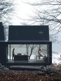 <p>75 years after the Danish company Vipp launched their first steel garbage can, they are now introducing us to a new way of escaping the city's urban chaos. The Vipp Shelter is made as a 55m2 all inclusive nature retreat. Designed as a plug and play getaway product, the simple steel grid structurally supports the […]</p>