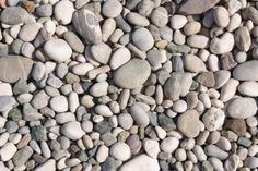 Rock gravel is an essential material for many landscaping projects. It consists of either stones or recycled concrete that is crushed down to different sizes. Rock gravel can be. Rock Mulch, River Rock Landscaping, Gravel Landscaping, Landscaping With Rocks, Landscaping Ideas, Backyard Ideas, Garden Ideas, Outdoor Ideas, Gravel Driveway