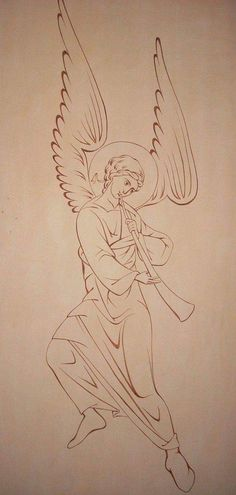 Byzantine Icons, Byzantine Art, Religious Icons, Religious Art, Stella Art, Diy Angel Wings, Religious Paintings, Catholic Art, Art Icon