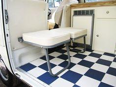 VW Rusty Lee specialises in VW campervan furniture with a range of campervan…