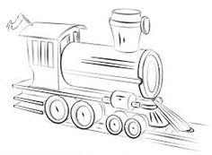 """Résultat de recherche d'images pour """"locomotive dessin"""""""