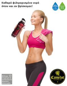 The world's first stainless steel bottle with a filter safe, inexpensive drinking water that tastes great with unique patent Nanotechnology combined with Ionic Adsorption Micron Filter Technology and BIOSAFE. Weight Loss Workout Plan, Weight Loss Program, Weight Loss Body Wraps, Ab Belt, Cupping Massage, Waist Trainer Corset, Diets For Women, Losing Weight Tips, Face And Body