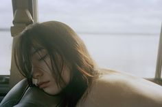 Mona Matsuoka (松岡モナ) shot by Takeshi Hanzawa