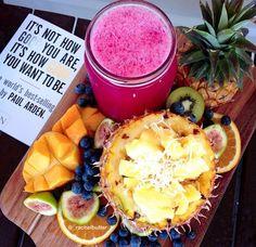 Healthy breakfast! Enjoy
