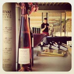 """Jamón Ibérico"" harmonized with Alta Alella Privat wines & cavas"