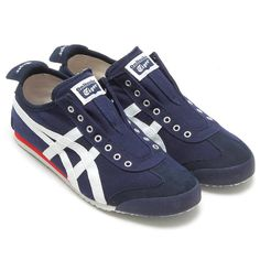 onitsuka tiger mexico 66 deluxe blue/red harley