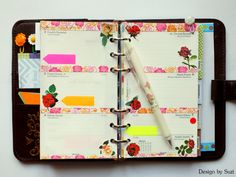 The week nr. 10 - Roses are red :-) #planner