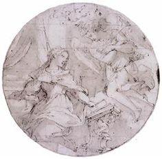 The Annunciation - Giorgio Vasari